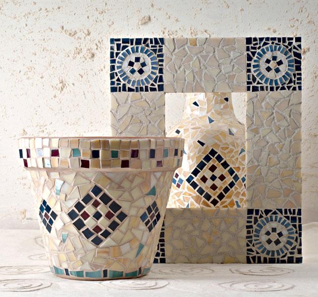 Elena fiore creazioni e decorazioni mosaico for Mosaico fai da te